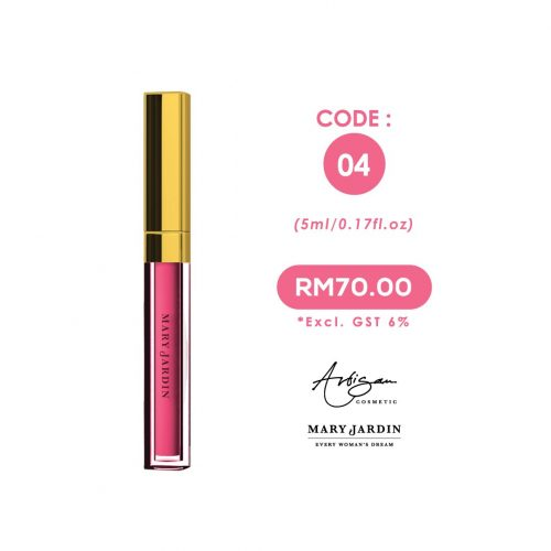 LIP MATTE Code 04 2 LM Exclude GST 4 | Mary Jardin