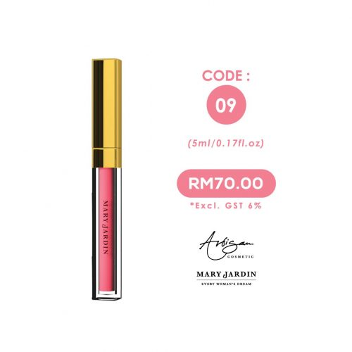 LIP MATTE Code 09 2 LM Exclude GST 9 | Mary Jardin